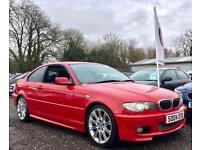 2004 BMW 3 Series 2.0 320Cd M Sport 2dr