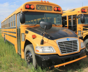Only THREE (of 12) Top Condition Used School Buses Left