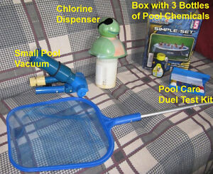A Few Pool Accessories and Chemicals Kingston Kingston Area image 7