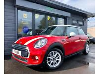 2014 Mini 1.5 Media 136bhp ( s/s ) Cooper **DAB - Red Metallic**