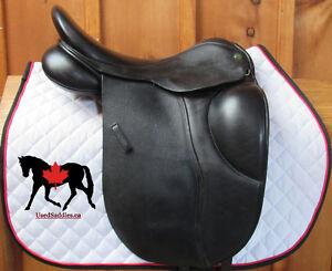 "17.5"" Cardanel Olympian MKII Dressage Saddle Oakville / Halton Region Toronto (GTA) image 2"