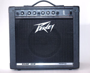 Peavey Amp For Pedal or Classical Guitar