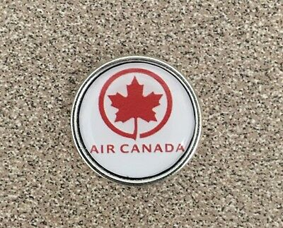 AIR CANADA 747 777 737 787  airlines Logo Pin Badge .Check My Store List.✈️✈️