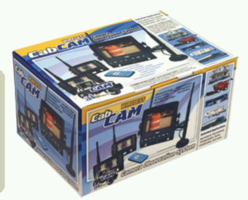 CabCAM Wireless Video System (Includes 7