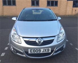 Vauxhall Corsa design 1.4 petrol 3 door