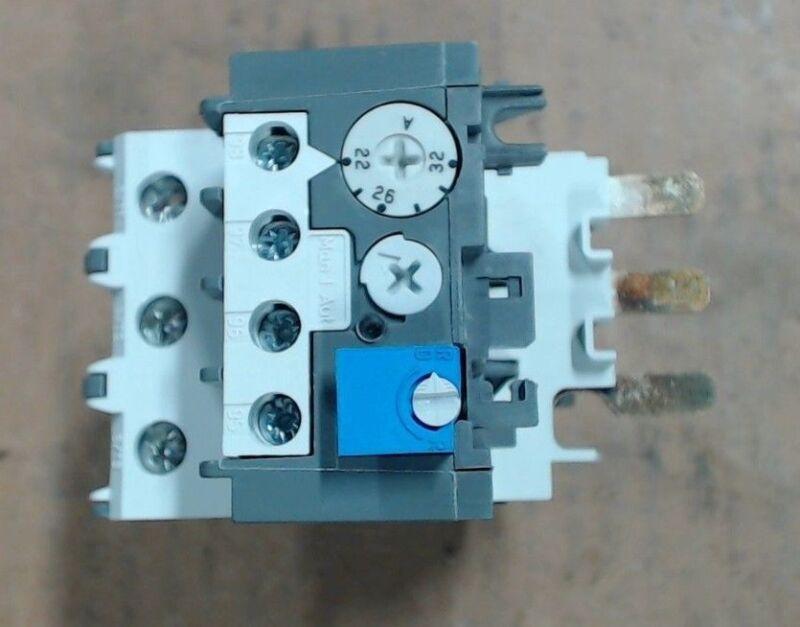 ABB overload relay TA42-DU32 - 60 day warranty