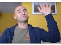 Italian teacher on Skype for hectic schedule!
