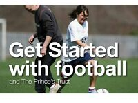 Get Started with Football with West Bromwich Albion F.C. and The Prince's Trust