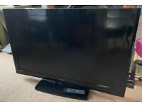 TECHNIKA 46 INCH LCD TV HD READY, WIDESCREEN DIGITAL FREE VIEW WITH REMOTE CONTROL *BARGAIN*