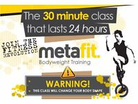 Metafit - HIIT body weight only 30 minute workout