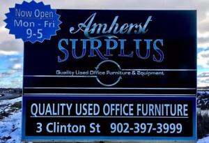 Amherst Surplus – Quality Used Office Furniture