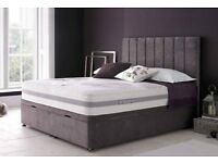 Top Selling Divan Beds in Single/double/King size with free Delivery