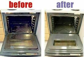 -OVEN CLEANING IF YOUR OVEN NEEDS CLEANING WE CAN HELP 15 YEARS OF EXPERIENCE
