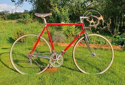 Pinarello Treviso Campagnolo Super Record Colombus Classic Eroica Bike 1980s