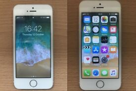 iPhone 5s | 16GB Silver | Unlocked | Good Condition
