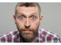 2 Tickets Dave Gorman Lowry Manchester Tonight - Open To Offers - Cost Price £30 each