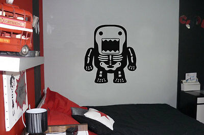 DOMOKUN Skeleton Vinyl Wall Car Decal Sticker, BIG or SMALL, Highest Quality](Small Plastic Skeletons)