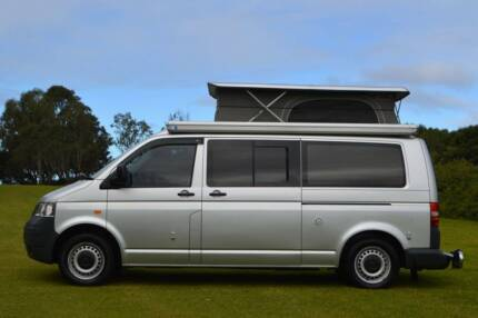 Volkswagen Discoverer Automatic Campervan with 4 Seats