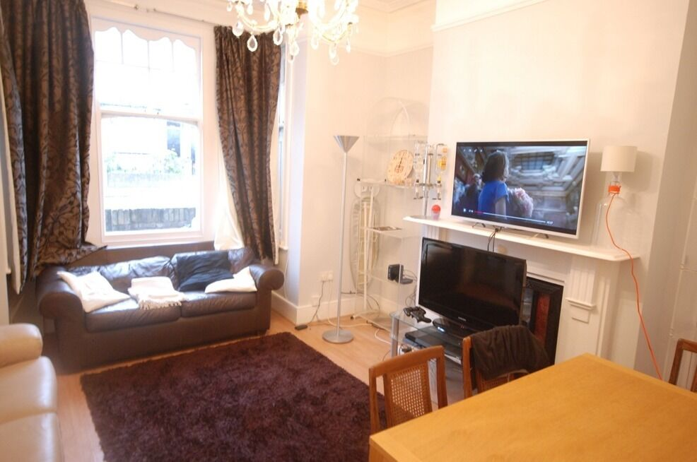STUNNING 2 BED GARDEN FLAT - TOOTING BEC - ONLY £1500PCM!!