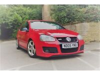 VOLKSWAGEN GOLF GTi, 2.0 TFSI, TURBO 6-SPEED, 5 Dr, FSH, HPI CLEAR, Tornado Red, Very Fast!!!