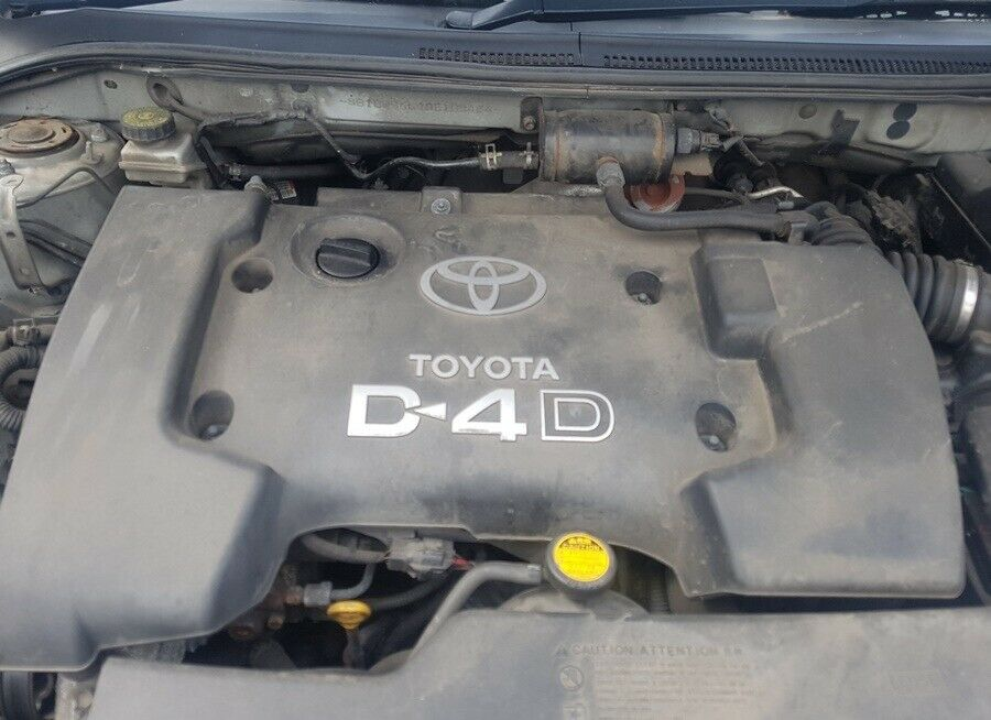 dd50b373169 Toyota Avensis 2.0 D4d Engine, Injectors And Diesel Pump 2005 | in ...