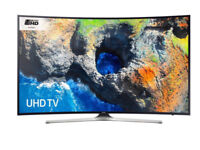 "49"" Curved SAMSUNG Smart 4K Ultra HD HDR LED TV UE49MU6200 warranty and delivered."