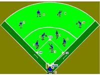 Rounders, baseball, SOFTBALL - mixed team
