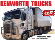KENWORTHS  p movers-truck & dogs Sydney City Inner Sydney Preview