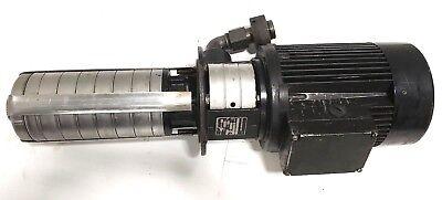 Grundfos Crk4-70 A-v-a Immersion Multi-stage Stack Coolant Pump 220v 380v