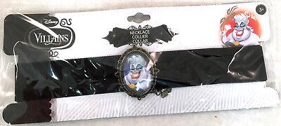 Disney Female Villains Costumes (Claire's DISNEY VILLAINS URSULA The Little Mermaid Choker Necklace)
