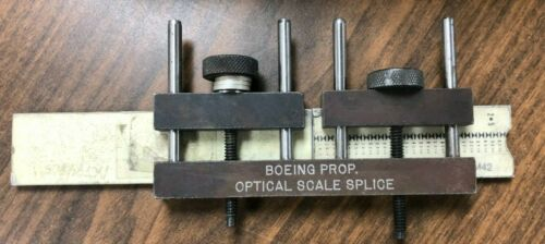 OPTICAL SCALE SPLICE