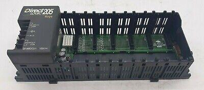 Automation Direct Koyo Directlogic 205 D2-06bdc2-1 Plc Base Unit
