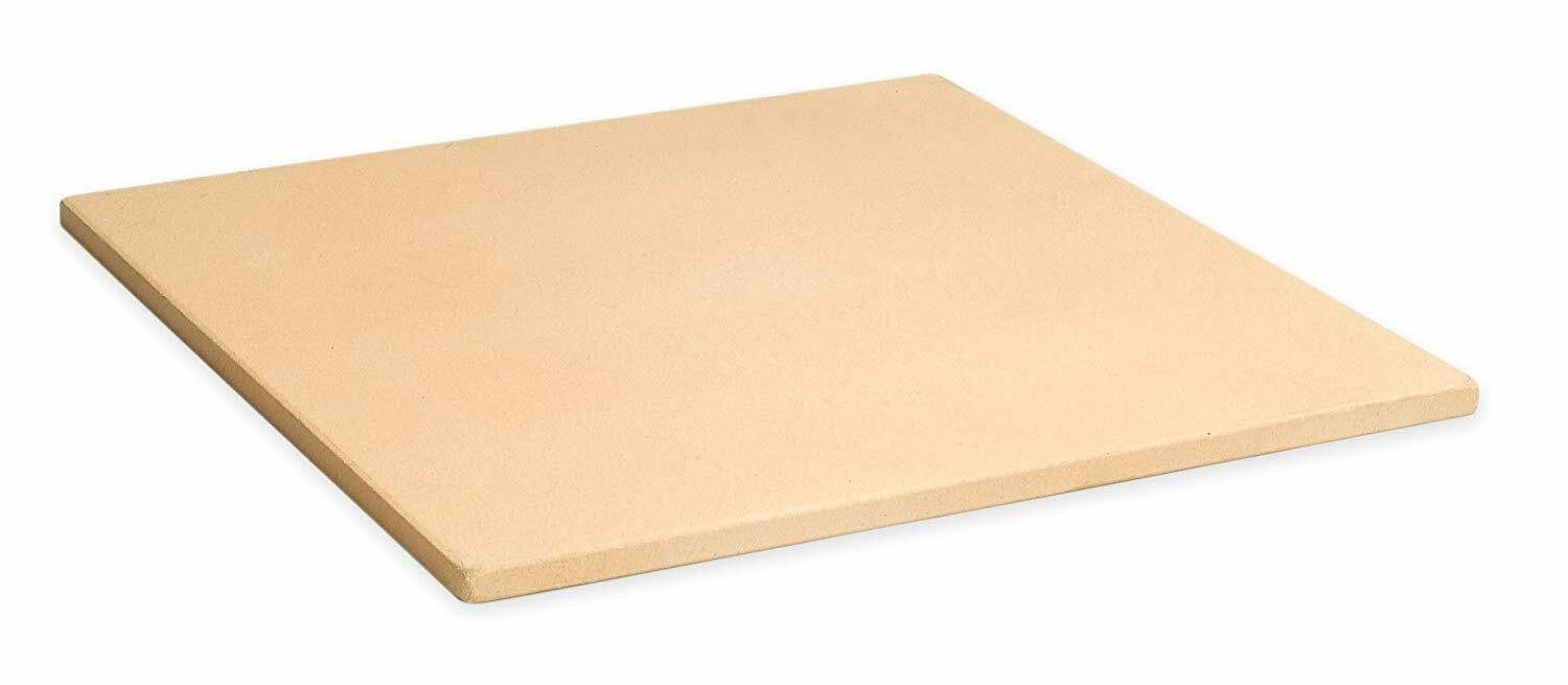 """Pizzacraft 15"""" Square ThermaBond Baking / Pizza Stone for Ov"""