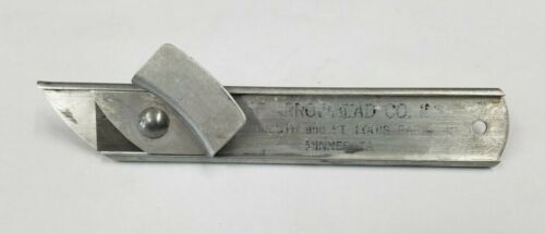 Vintage Kutto Special Utility Knife Box Cutter - The Arrowhead Co. Duluth MN