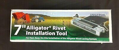 New In Box Flexco 7 Alligator Rivet Installation Tool Free Shipping
