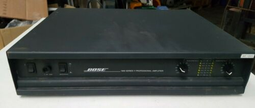 BOSE 1800 SERIES V PROFESSIONAL AMPLIFIER (R2TROLLEY)