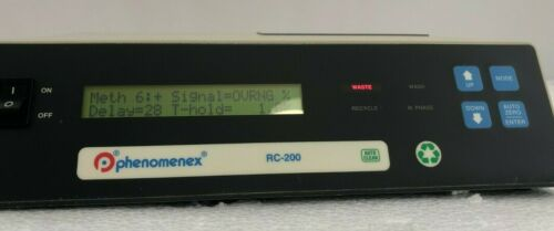 Phenomenex RC-200 Solvent Waste Recycler