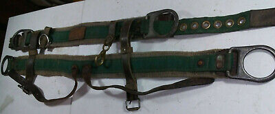 Tree Climbers Tree Workers Safety Belt Snap Hook And Ring