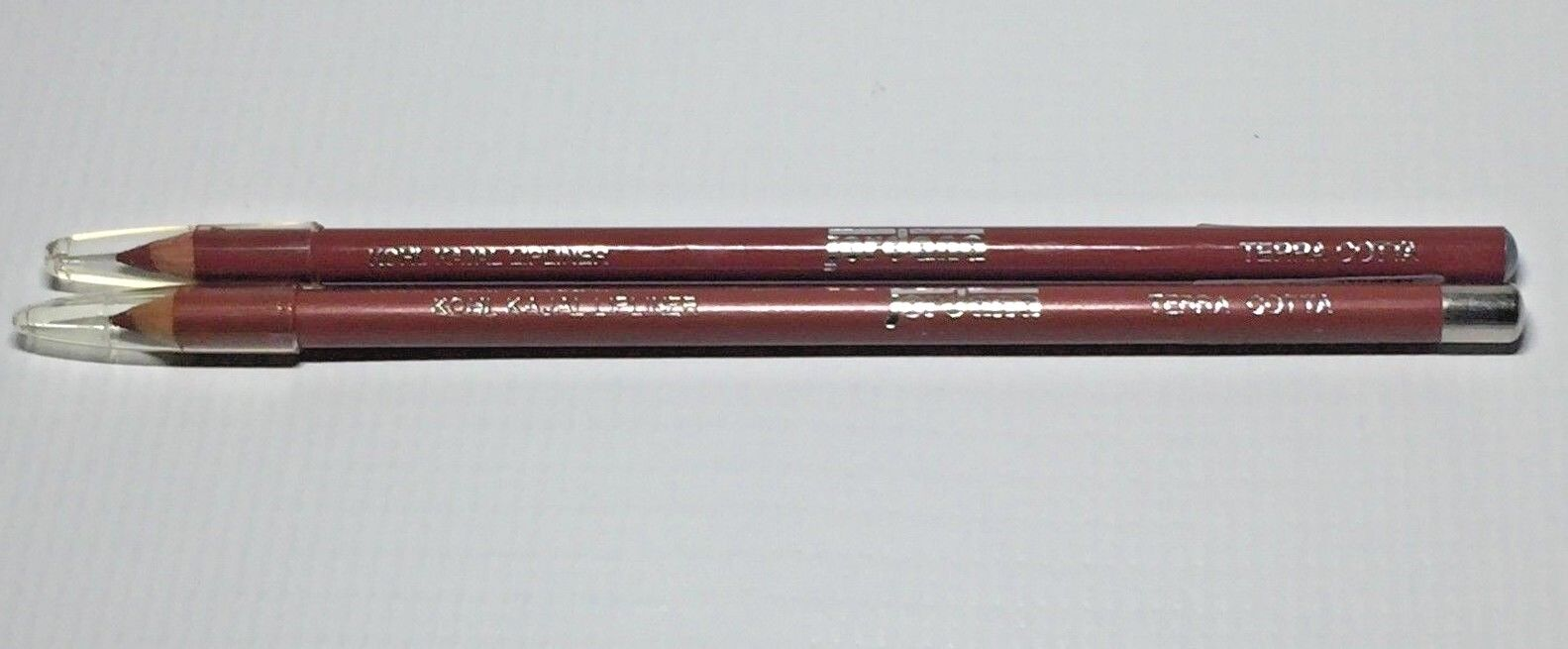 2 PACK LOT Jordana Kohl Kajal Lip Liner pencil .048 Oz TERRA
