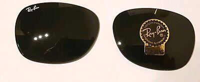 Ray Ban 2132 New Wayfarer Sonnengläser G15 Größe 52 mm Ersatzgläser Gläser XX