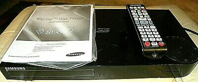 SAMSUNG BD-H6500 BLU-RAY DISC PLAYER
