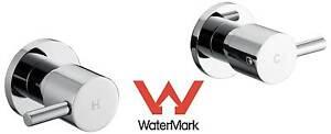 ON SALE - Chrome Bathroom Shower / Bath Mixer Set w/ WaterMark Melbourne CBD Melbourne City Preview