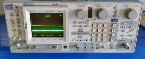 Tektronix 2754P Spectrum Analyzer