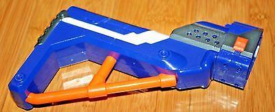 BLUE 2011 NERF GUN N STRIKE RETALIATOR SHOULDER STOCK EXTENSION TOY