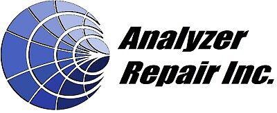 Hp Tek Spectrum Network Analyzer Repair Estimate
