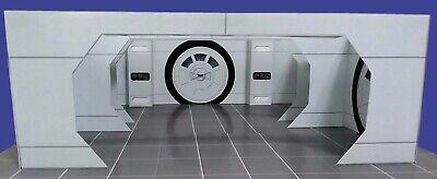 "Mandalorian Detention Cruiser Playset 4"" Star Wars Hasbro Ke"