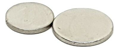 Coin Neodymium Rare Earth Testing Magnet Silvergold Testing Strong Magnets