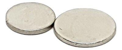 Coin Neodymium Rare Earth Testing Magnet Silvergold Testing