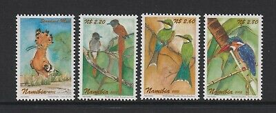 Namibia - 2002, Birds set - MNH - SG 918/21