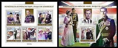 Guinea Bissau 2021 Tribute to Prince Philip, Duke of Edinburgh. (224)